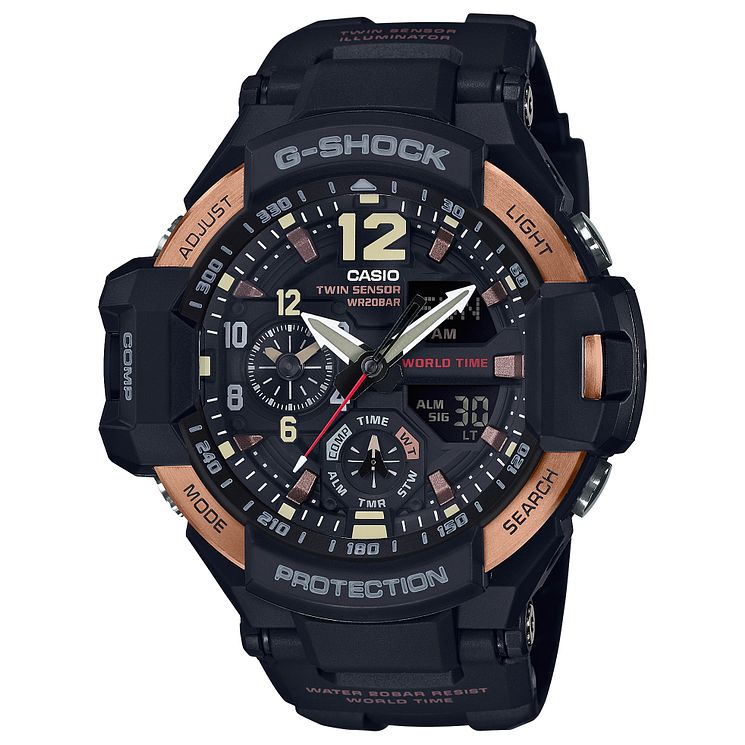 Casio G-Shock Men's Resin Strap Watch - Product number 6343732