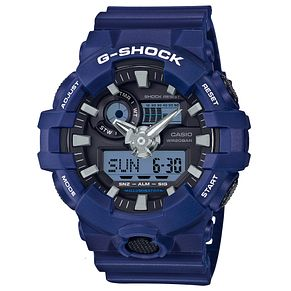 Casio G-Shock Men's Resin Strap Watch - Product number 6343759