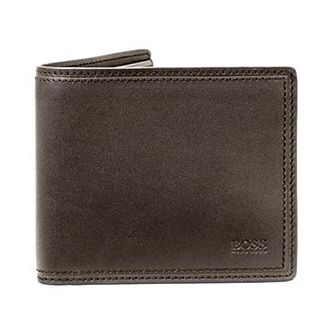 Hugo Boss Milan Men's Black 8cc Wallet - Product number 6344704