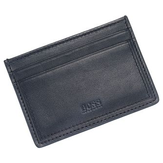 Hugo Boss Milan Black Card Holder - Product number 6344712