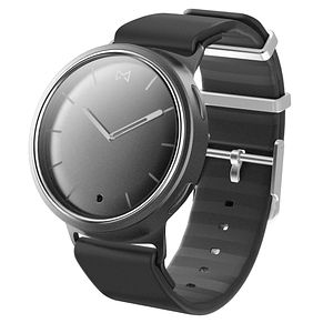Misfit Men's Phase Black Sport Strap Smartwatch - Product number 6346774