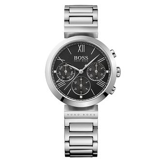 Hugo Boss Ladies' Stainless Steel Bracelet Watch - Product number 6374182