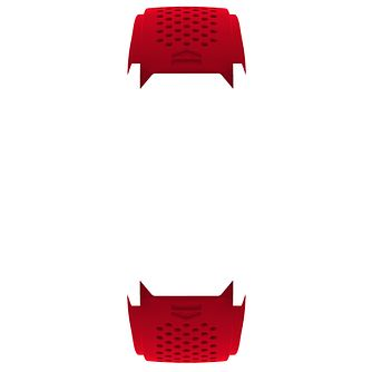 TAG Heuer Connected Modular 45 Red Rubber Strap - Product number 6380506