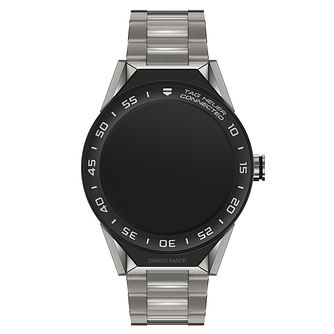 TAG Heuer Connected Modular 45 Titanium Bracelet Smart Watch - Product number 6380530