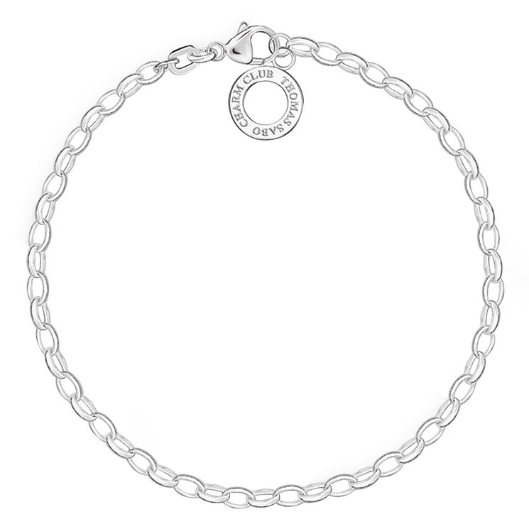 Thomas Sabo Charm Club Classic Charm Bracelet - Product number 6391699