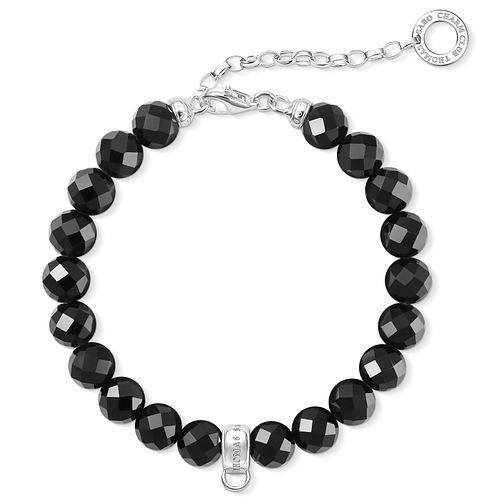 Thomas Sabo Charm Club Adjustable Bead Charm Bracelet - Product number 6391710
