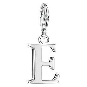 "Thomas Sabo Charm Club Letter ""E"" Charm - Product number 6392296"