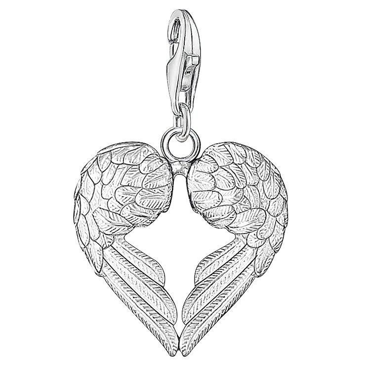 Thomas Sabo Charm Club Wings of an Angel Charm - Product number 6394507