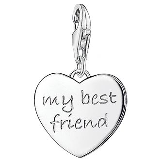 "Thomas Sabo Charm Club ""My Best Friend"" Charm - Product number 6394582"