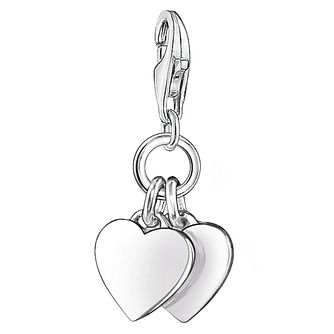 Thomas Sabo Charm Club Two hearts Charm - Product number 6394752
