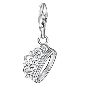 Thomas Sabo Charm Club Crown Charm - Product number 6394868