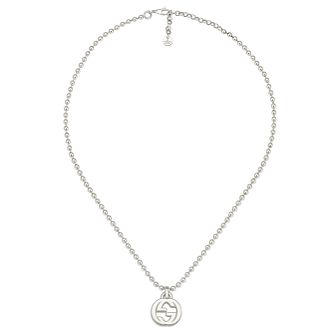 Gucci Silver Beaded Pendant - Product number 6395724