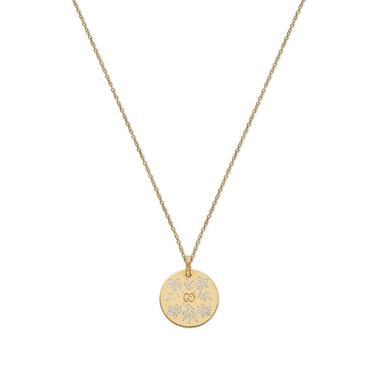 Gucci Icon 18ct Yellow Gold Pendant - Product number 6395759