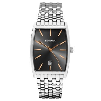 Sekonda Men's Stainless Steel Bracelet Watch - Product number 6403603