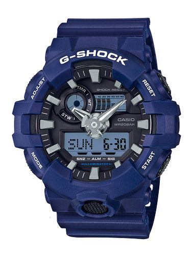 G-Shock Black Strap Watch - Product number 6407390