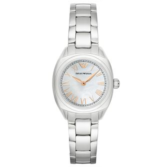 Emporio Armani Ladies' Stainless Steel Bracelet Watch - Product number 6409911