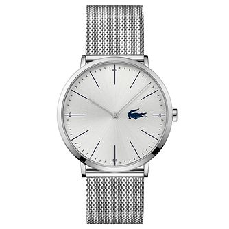 Lacoste Men's Stainless Steel Mesh Bracelet Watch - Product number 6412556