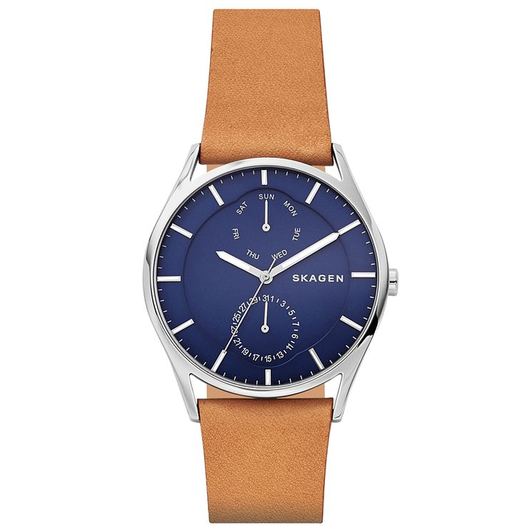 Skagen Men's Stainless Steel Strap Watch - Product number 6412661