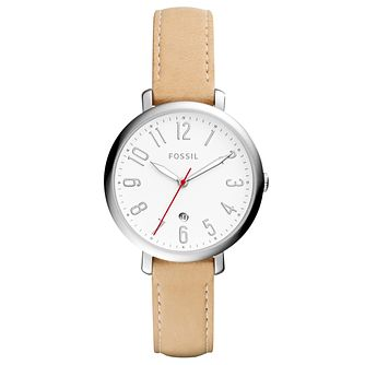 Fossil Ladies' Stainless Steel Strap Watch - Product number 6413064