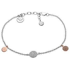 Emporio Armani Silver Charm Bracelet - Product number 6413811