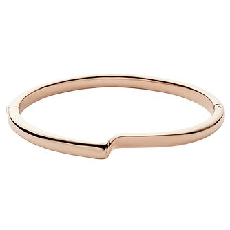 Skagen Elin Rose Gold Tone Bangle - Product number 6415105