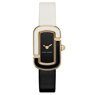 Marc Jacobs Ladies' Monochrome Strap Watch - Product number 6415458