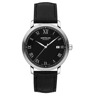 Montblanc Tradition Men's Stainless Steel Strap Watch - Product number 6415687