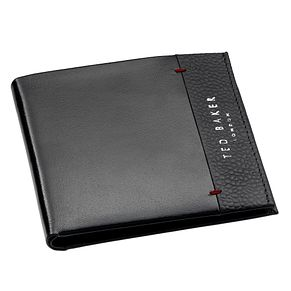 Ted Baker Men's Black Leather Wallet - Product number 6415865