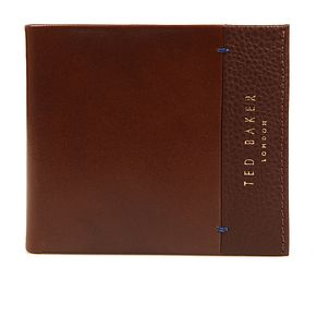 Ted Baker Men's Brown Leather Wallet - Product number 6415873