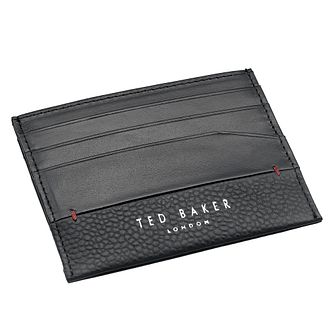 Ted Baker Men's Black Leather Cardholder - Product number 6415881