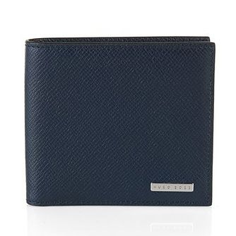 Hugo Boss Signature Men's Navy 8cc Wallet - Product number 6420265