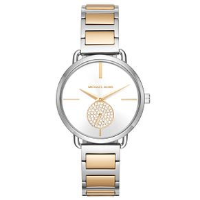 Michael Kors Ladies' Two Colour Bracelet Watch - Product number 6426018