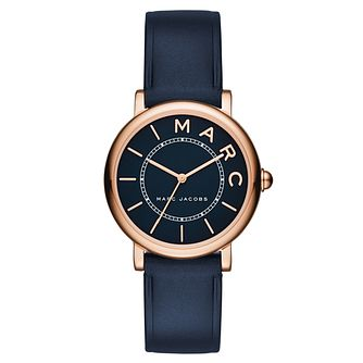Marc Jacobs Ladies' Rose Gold Tone Strap Watch - Product number 6426573
