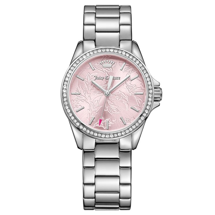 Juicy Couture Stainless Steel Bracelet Watch - Product number 6428614