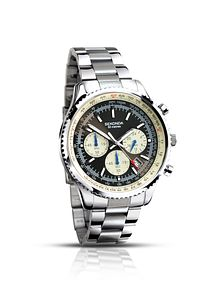 Sekonda Men's Chronograph Stainless Steel Bracelet Watch - Product number 6429912