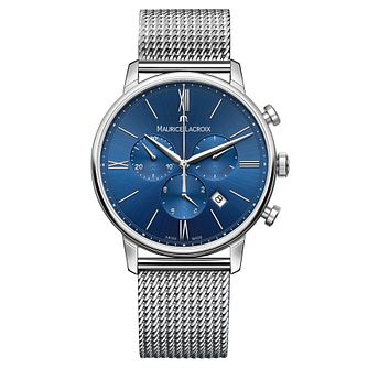 Maurice Lacroix Eliros Men's Stainless Steel Bracelet Watch - Product number 6431909