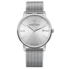 Maurice Lacroix Eliros Men's Stainless Steel Bracelet Watch - Product number 6431917