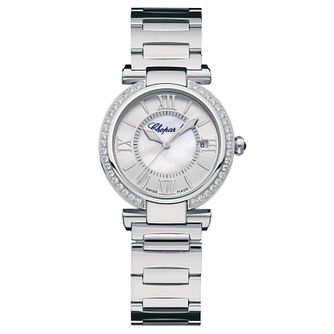 Chopard Imperiale Ladies' Stainless Steel Bracelet Watch - Product number 6432131