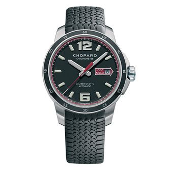 Chopard Mille Miglia Men's Stainless Steel Strap Watch - Product number 6432255