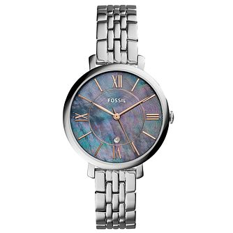 Fossil Ladies' Stainless Steel Bracelet Watch - Product number 6439926