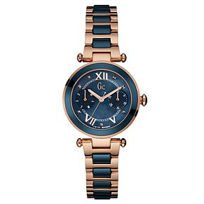 Gc LadyChic Ladies' Ceramic and Steel Bracelet Watch - Product number 6440231