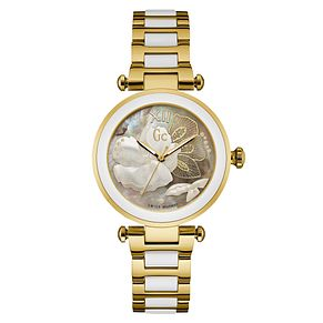 Gc LadyChic Ladies' Two Tone Bracelet Watch - Product number 6440460