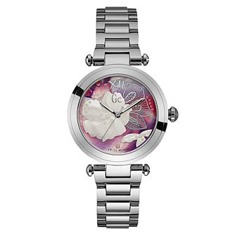 Gc LadyChic Ladies' Stainless Steel Bracelet Watch - Product number 6440479