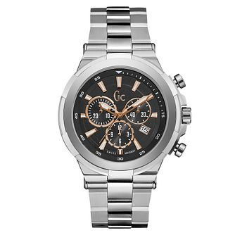 Gc Structura Men's Stainless Steel Bracelet Watch - Product number 6440649
