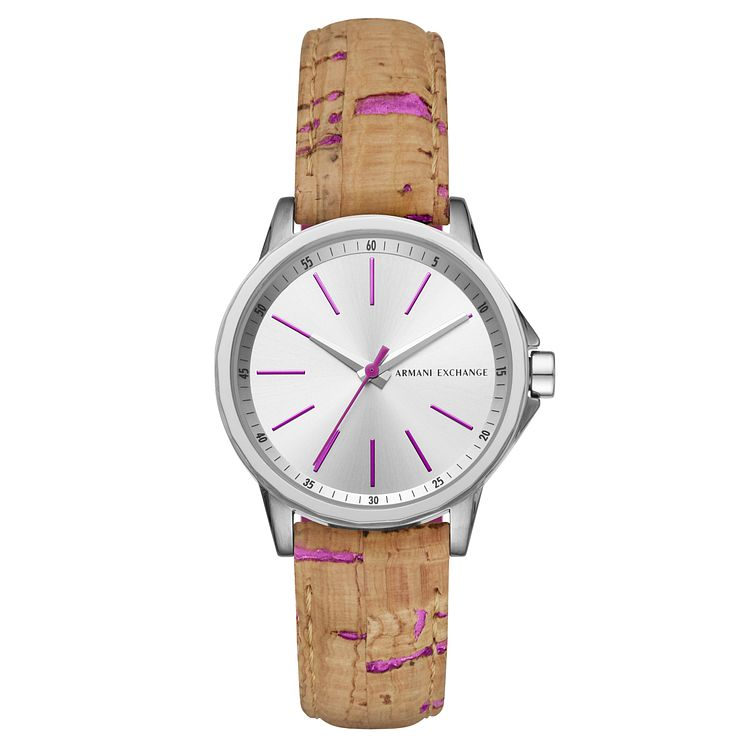 Armani Exchange Ladies' Multi Colour Strap Watch - Product number 6440800