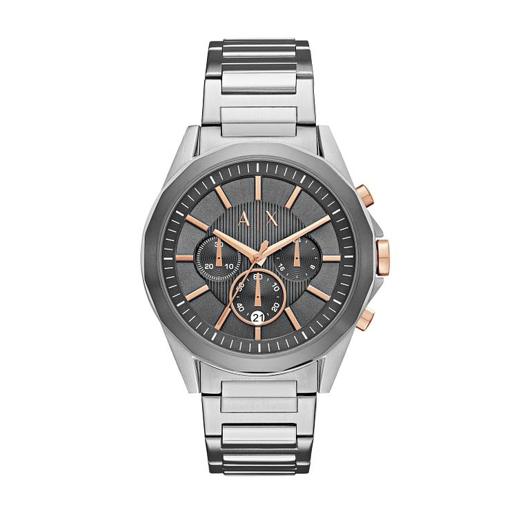 Armani Exchange Men's Chronograph Stainless Steel Watch - Product number 6440878
