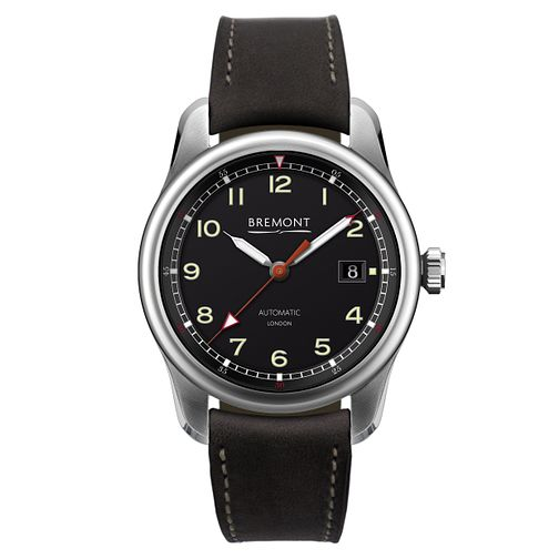 Bremont Airco Mach 1 Men's Stainless Steel Strap Watch - Product number 6440924