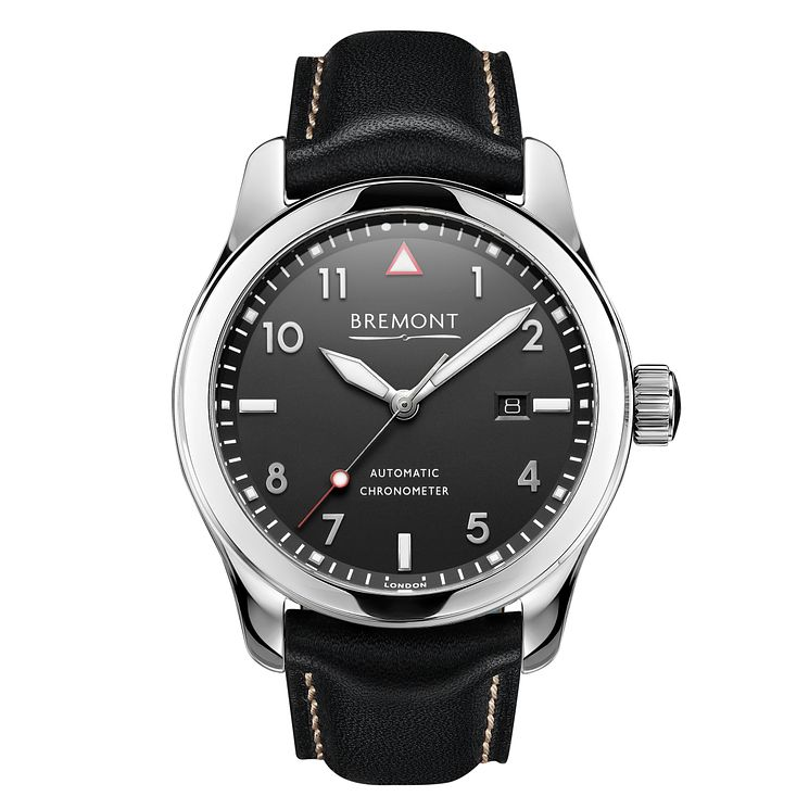Bremont Solo Men's Stainless Steel Strap Watch - Product number 6441009
