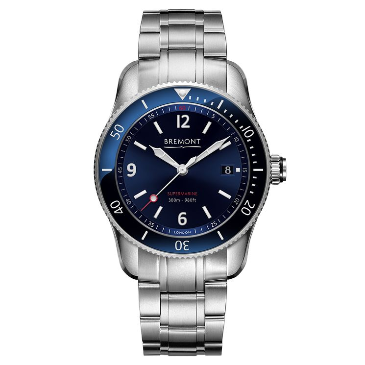 Bremont Supermarine S300 Men's Bracelet Watch - Product number 6441033
