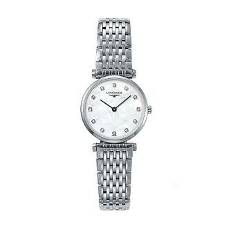 Longines La Grande Classique Ladies' Diamond Watch - Product number 6463711